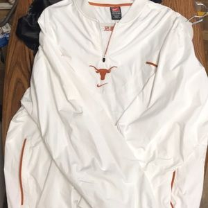 Nike Texas Tech Windbreaker